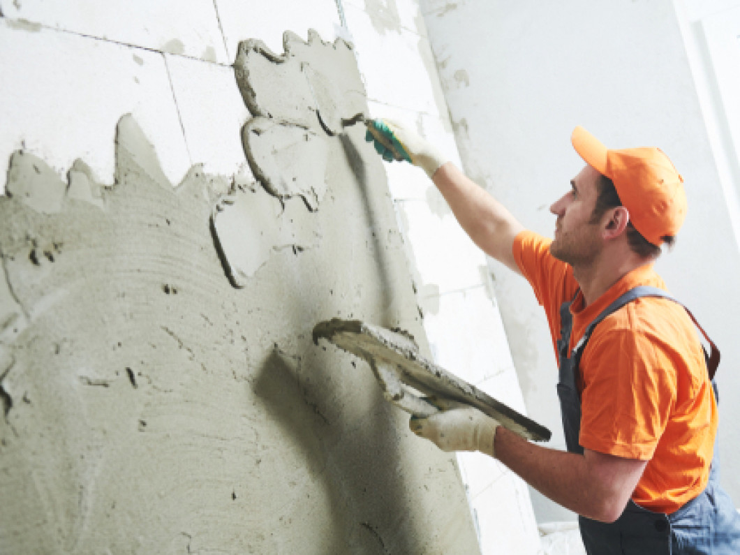Is Your Stucco Not Sticking?