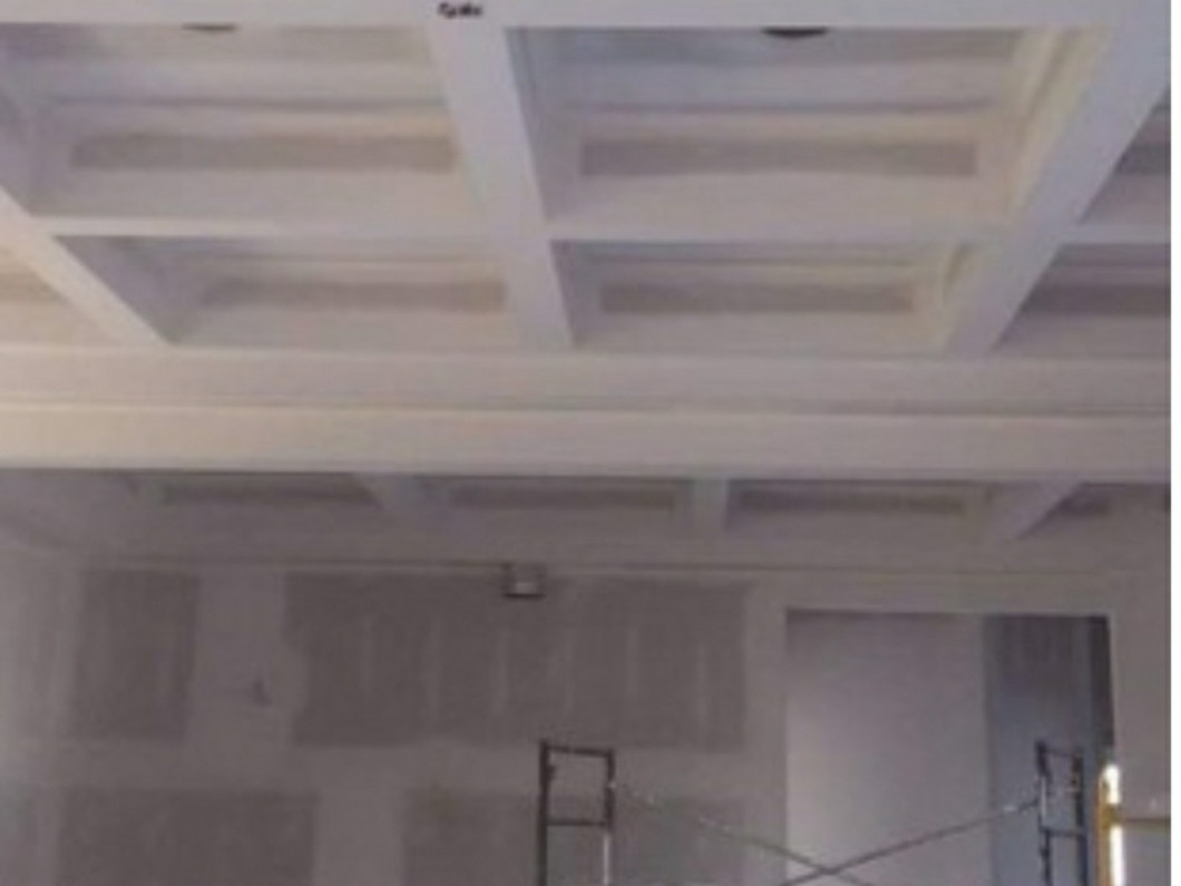 Smooth over imperfections with our drywall services