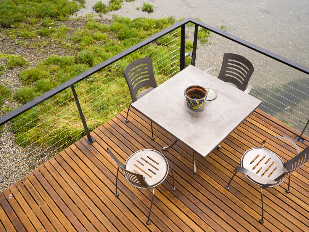 Add a Sustainable Deck to Your Property